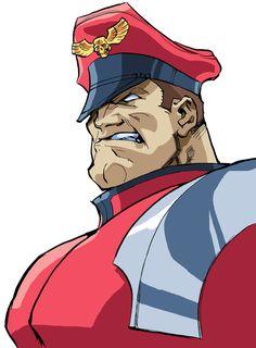 M. Bison - Street Fighter Alpha 3