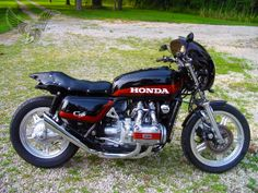 """I cant help but love pics of 70's goldwings. It was my motorcycle """"first love"""""""