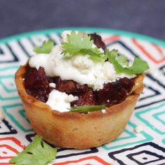 Topped with queso fresco, these meat pies are crispy, savory and creamy — you won't find them at Taco Bell!