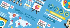 On the Creative Market Blog - Create Your Own Infographics with These 65 Templates