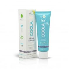 Coola Unscented Matte Tint SPF 30 is an organic mineral sunscreen for the face with amazing anti-aging benefits. Its antioxidant-infused formula Coola Sunscreen, Facial Sunscreen, Natural Sunscreen, Vitamin C, Protector Solar, Best Sunscreens, Rosehip Oil, Tinted Moisturizer, Make Up