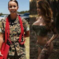 Gorgeous Women, Amazing Women, Beautiful, Good Woman, Hunting Girls, Military Girl, Female Soldier, Strip, Military Women