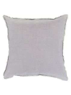 Eyelash Solid Decorative Pillow from Surya Decorative Pillows
