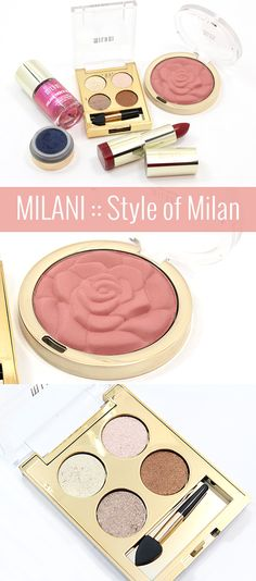 Milani Spring 2015 Collection