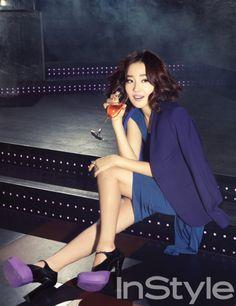 엄지원, InStyle Korea December 2012