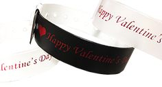 Valentine Wristbands for Events!