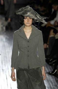 Junya Watanabe Comme Des Garcons Vintage Jacket Japanese designer #CommedesGarons #BasicJacket