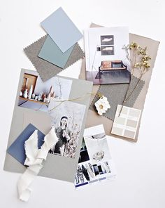 Mood Board Tips And Courses Online Offline