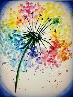 Нетрадиционные способы рисования   OK.RU Art For Kids, Crafts For Kids, Kids Diy, Art Diy, Diy Artwork, Spring Crafts, Spring Art Projects, Cool Art Projects, Art Plastique