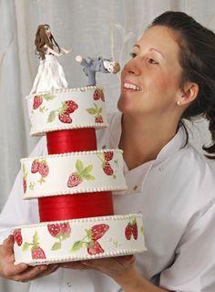 divorce cake. LOL