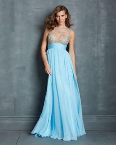Night Moves Prom Style 7101 in love Light Blue Dresses, Prom Dresses Blue, Homecoming Dresses, Strapless Dress Formal, Evening Dresses, Evening Attire, Dance Dresses, Long Dresses, Prom Dress 2014