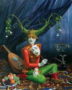 Michael Cheval From Sadness To Joy