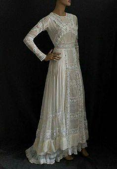 1910 Tea Dress