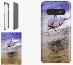 Dolphin Phone Case, Samsung Galaxy Case, Skin, Samsung Phone Cases, DAM Creative, Redbubble, Christmas Gift Ideas, iPhone Case, iPad Case, Throw Pillow, Tote Bag, #findyourthing #DAMcreative #ChristmasGiftIdeas Galaxy Phone Cases, Samsung Galaxy, Framed Prints, Canvas Prints, Art Prints, Samsung Cases, Iphone Cases, Ipad Case, Dolphins