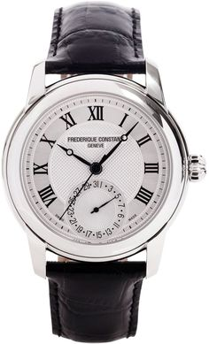 Frederique Constant Watch Manufacture Limited Edition #bezel-fixed #bracelet-strap-leather #brand-frederique-constant #case-depth-11-6mm #case-material-steel #case-width-42mm #date-yes #delivery-timescale-call-us #dial-colour-silver #gender-mens #limited-edition-yes #luxury #movement-automatic #official-stockist-for-frederique-constant-watches #packaging-frederique-constant-watch-packaging #style-dress #subcat-manufacture #supplier-model-no-fc-710mc4h6…