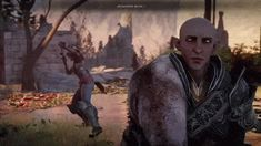 Dragon Age: Inquisition - Trespasser DLC - Solas Romance (HUGE SPOILERS)