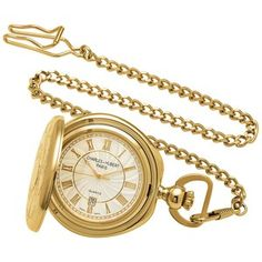 The pocket watch. An important acquisition on the journey to manhood. jm