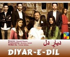 diyar e dil episode 33 dailymotion
