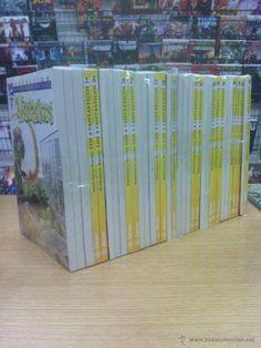 BIBLIOTECA MARVEL 4 FANTASTICOS PACK (34 TOMOS DE 35 - FALTA EL 16) $110