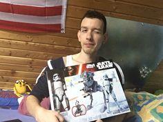 He looks awesome  my Stormtrooper Sergeant    #starwarsfan #gaygeek #gaymer  #starwarsday #stormtrooper #gaynerd #johnboyega #starwarstheforceawakens #starwarstoys #starwarsnerd #nerdlife #nerd #gaymovie #gayfreak #gaystragram #instagay #gayinsta #moviegeek  #finnjakku  #gaymoviegeek #finn #toys #trooperfinn #trooperstory #starwarsart #gaylife #geektime #starwarsfans #geeklife  #stormtroopers #fanboy