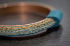 Great tutorial for a bracelet of polymer - ©Shireen Nadir 2014