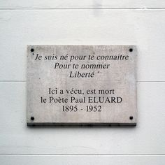 Eluard Poetry, Dire, Signs, Surrealism, Inspiration, Frases, Words, Authors, Quotes