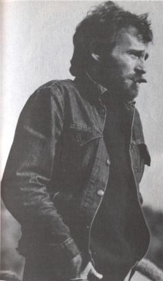 Levon Helm- I don't know what it is, but men from back in day were a lot sexier than what we have now!