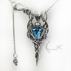 Exhilarating Jewelry And The Darkside Fashionable Gothic Jewelry Ideas. Astonishing Jewelry And The Darkside Fashionable Gothic Jewelry Ideas. Wire Wrapped Jewelry, Wire Jewelry, Jewelry Gifts, Silver Jewelry, Jewelry Accessories, Jewelry Necklaces, Jewelry Design, Jewellery, Silver Earrings