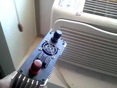 My Solar Powered Air Conditioner - http://clean-energy-now.com/my-solar-powered-air-conditioner/