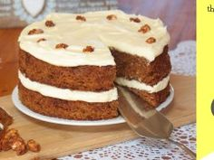 Best Carrot Cake Recipe That's Simply Delicious - The Super Moms Club Milktart Recipe, Baking Recipes, Cake Recipes, Malva Pudding, Milk Tart, Best Carrot Cake, Pastel, South African Recipes, Cream Cheese Icing