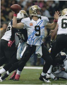 Details about DREW BREES Autographed Hand Signed Saints Football Photo  Photograph 2601d4981