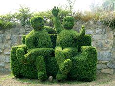 Topiary-park - Ville de Durbuy