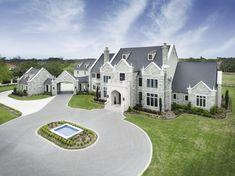 English Tudor | Portfolio | Sims Luxury Builders Real Estate Sales, Luxury Real Estate, French Country House Plans, English Tudor, California Real Estate, Tudor House, Custom Homes, Contemporary Design, Luxury Homes