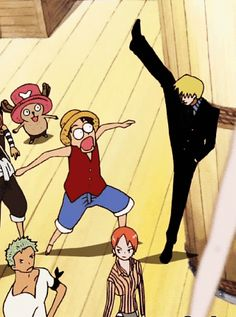 Jajaja Luffy and Sanji One Piece One Piece Gif, Watch One Piece, One Piece Funny, One Piece Comic, One Piece Manga, Me Anime, Anime Manga, Killua, Akuma No Mi