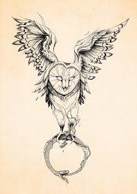 owl tattoo drawings - owl tattoo & owl tattoo design & owl tattoo for women & owl tattoo drawings & owl tattoo men & owl tattoo small & owl tattoo for women small & owl tattoo sleeve Owl Tattoo Drawings, Tattoo Sketches, Owl Tattoos, Maori Tattoos, Owl Tattoo Design, Tattoo Designs, Lechuza Tattoo, Calaveras Mexicanas Tattoo, Anklet Tattoos