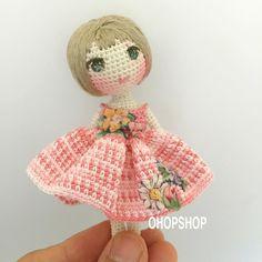 #mulpix #muffinthedoll #crochetdoll #crochetdolls #crochet #amigurumi…
