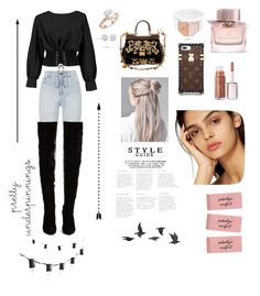 """""""Delvina's Fashion Book⛓"""" by delvina-ari-dion on Polyvore featuring Yves Saint Laurent, Boohoo, Christian Louboutin, Dolce&Gabbana, Saks Fifth Avenue, Masquerade, Burberry, Puma, Jayson Home and Crate and Barrel"""