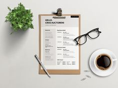 Here is free brown color resume template with cover letter page. This template is ideal for people who want to excel in their non-standard way of thin. Simple Resume Template, Resume Design Template, Cv Template, Resume Templates, Administrative Assistant Resume, Free Resume Examples, Website Optimization, Nursing Assistant, Creating A Business