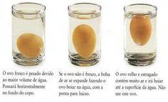 Dicas úteis: corte cebola sem lágrimas, descubra se o ovo está estragado, conserve o sorvete e o cacho de bananas