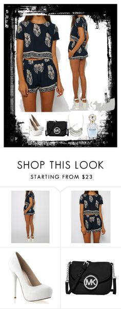 """Bez naslova #38"" by sdaddhfgj ❤ liked on Polyvore featuring MICHAEL Michael Kors, Gypsy Soul and Marc Jacobs"