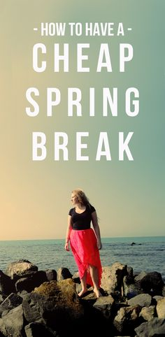 The best tip to have a cheap and affordable spring break or vacation! MUST READ these while planning your next trip!