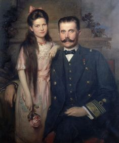 franz ferdinand and sophie | Archduke Franz Ferdinand, Countess Sophie and their family