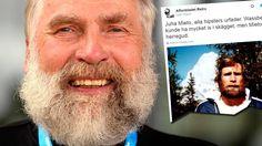 """Vanha kuva tuulipukuisesta Juha Miedosta sai ylistystä Ruotsissa – """"Olen aina ollut vähän muodin mukana"""" - Maastohiihto - Ilta-Sanomat"""