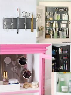 Storage Strategy: Magnetics // Live Simply by Annie