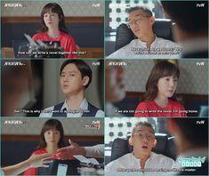jeon seol made up jin o & se joo after the argument - Chicago Typewriter: Episode 14 korean Drama
