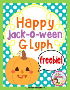 we hope you enjoy making our jack o lantern glyphs with your students we have provided the pieces for an anchor chart as well as for copying - Halloween Glyphs