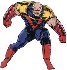 X-Men Powers and Names   Real Name: Marco Delgado