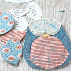 Free pattern and tutorial on how to sew a Owl Macaron Coin Purse. Keep a small change in it or use as small jewelry storage. Perfect gift to sew. – Page 2 of 2