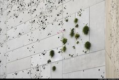 growing facade--San Telmo Museum / Nieto Sobejano Arquitectos