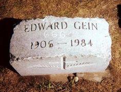 Grave of Ed Gein – Plainfield, Wisconsin